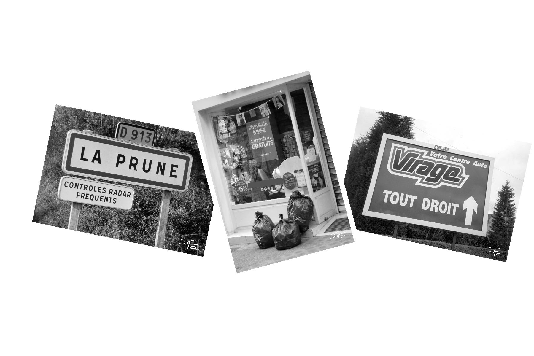 cartes postales, Photolescopages, humour,