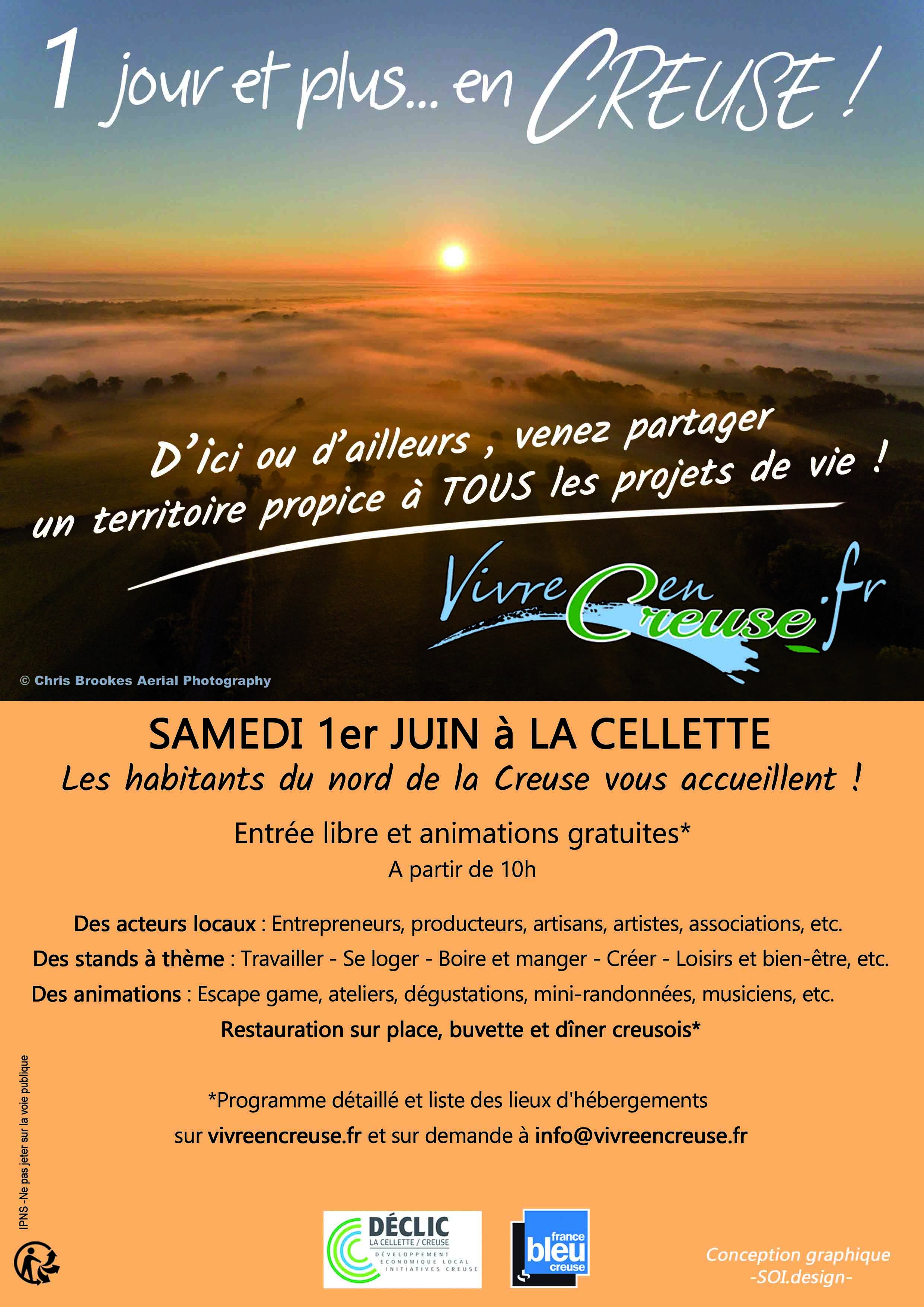 La Cellette – 1er juin 2019
