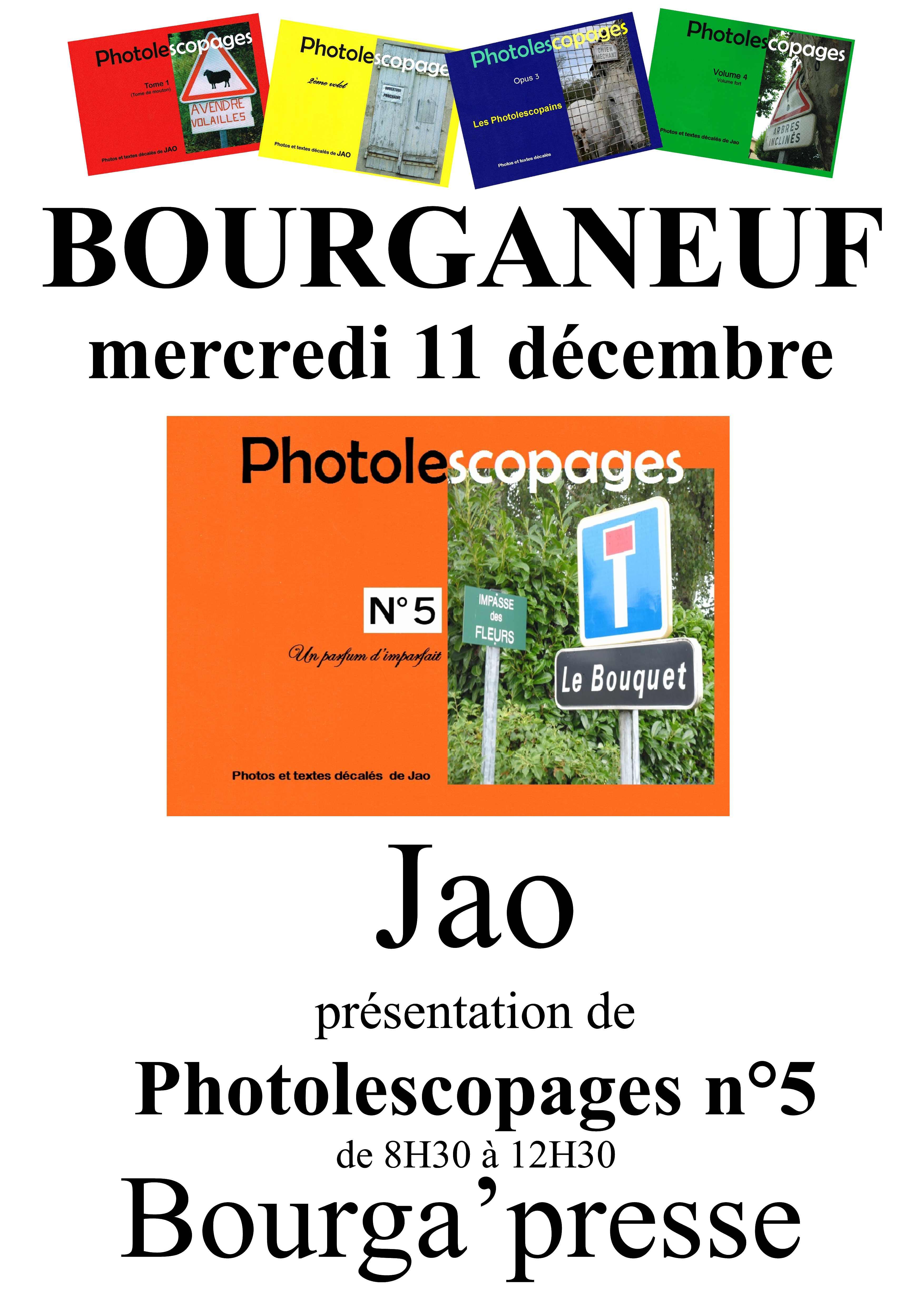 Bourganeuf (23) – Mercredi 11 décembre 2019