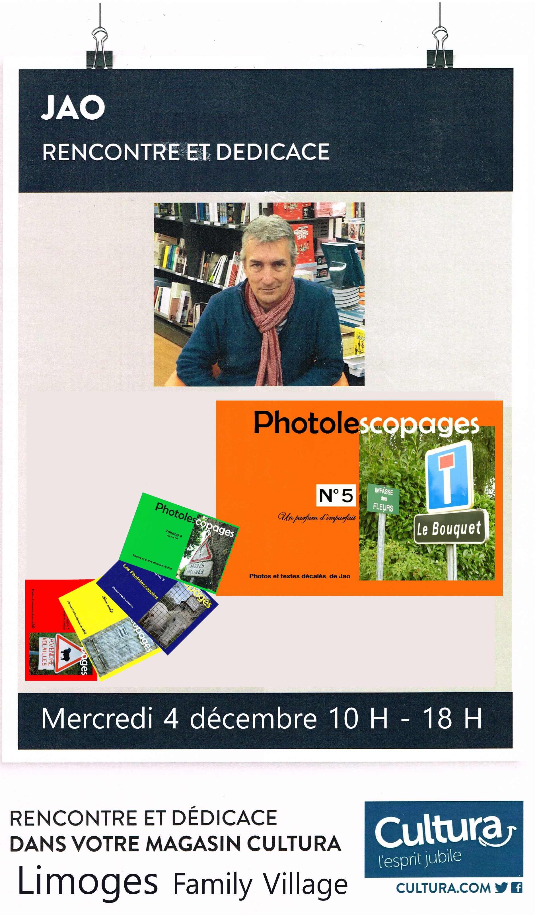 Limoges (87) – Mercredi 4 décembre 2019